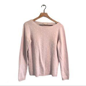 EUC Benedetta B. Italian Cashmere Wool Sweater